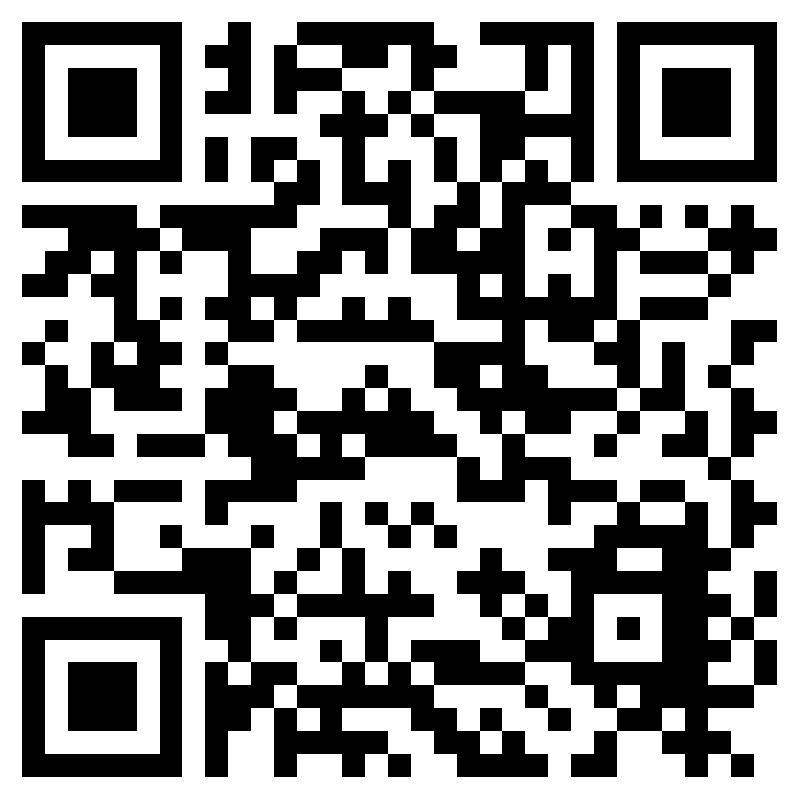 GoFundMe QR Code Link