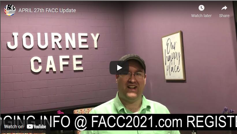 April 27th FACC Update