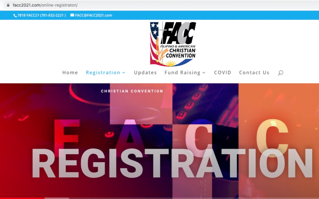 How to Register for the Convention