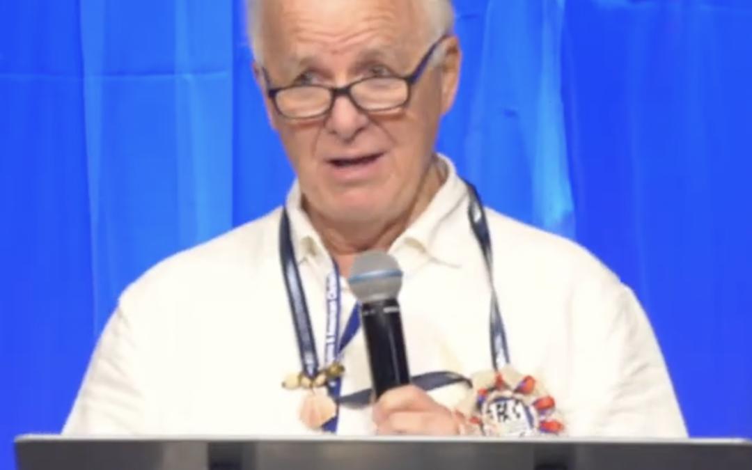 Dr. B James McElroy