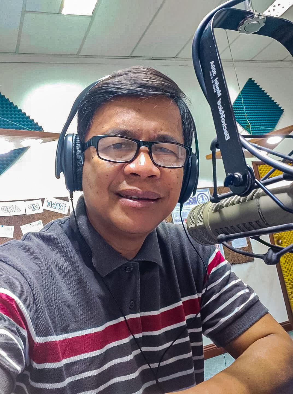 Pastor Domingo Tallud