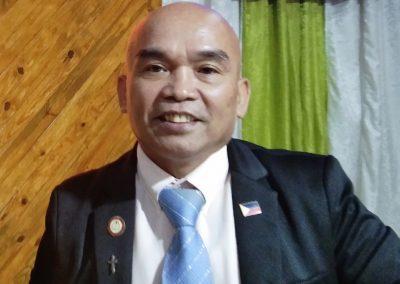 Pastor Jerry Falla