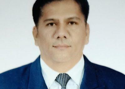 Pastor Rayvin Clavecilla