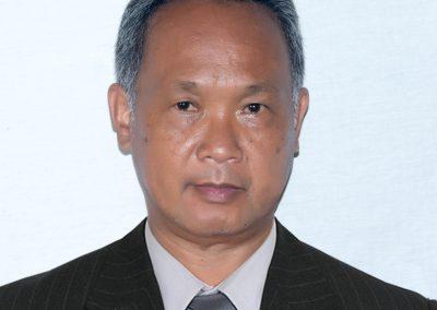 Pastor Rustom Pel