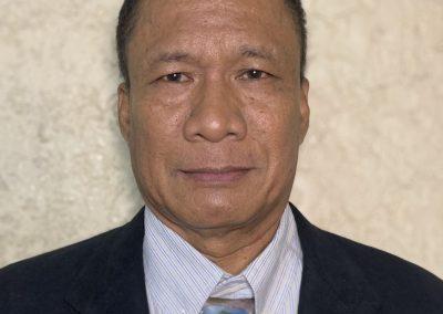 Pastor Rodolfo Atienza